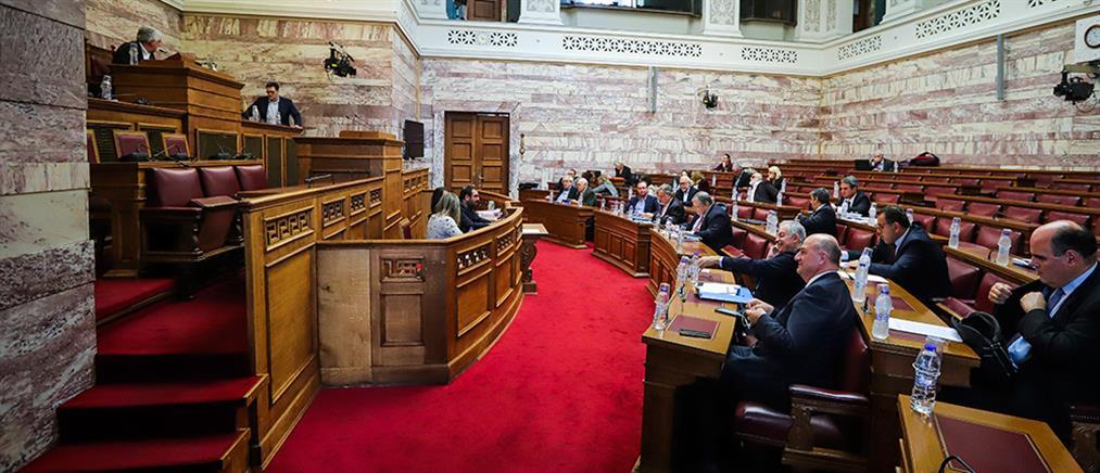 """Βουλή: """"Αγκάθι"""" το άρθρο 16 στην επιτροπή αναθεώρησης του Συντάγματος"""