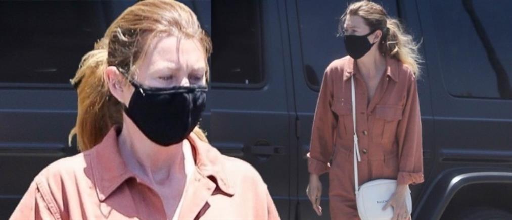 Σταρ του Χόλιγουντ υπέρ της μάσκας
