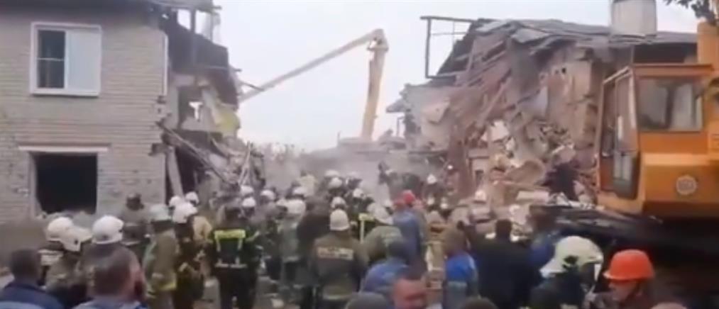 Ρωσία: Φονική έκρηξη σε κτήριο (εικόνες)