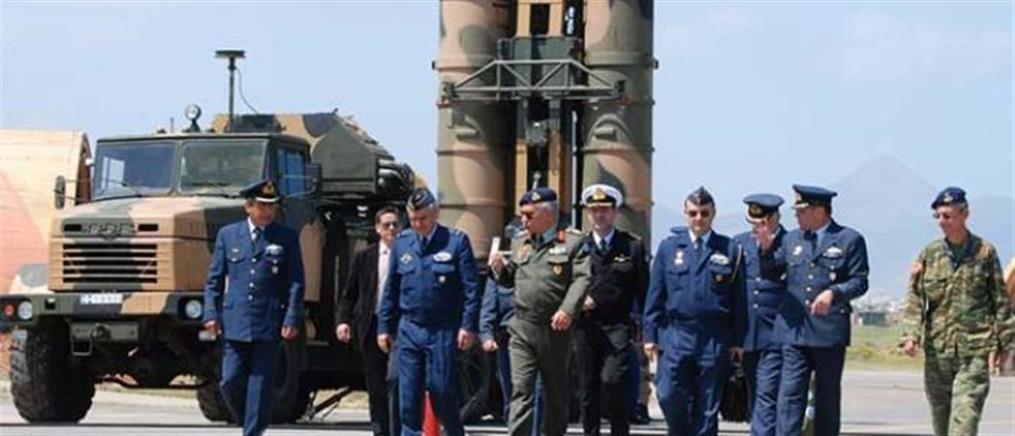 """Ερντογάν: οι ΗΠΑ δεν έβγαλαν """"άχνα"""" όταν οι Έλληνες πήραν τους S-300"""