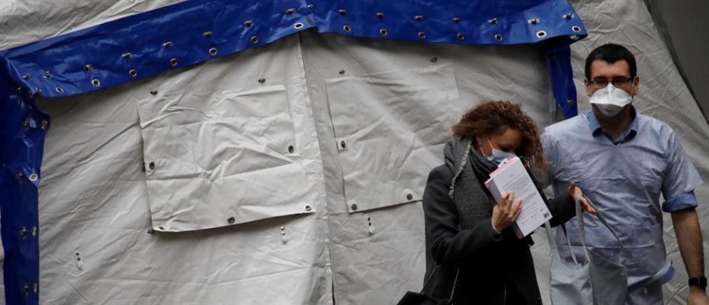 Κορονοϊός: με συνταγή γιατρού μάσκες και αντισηπτικά στο... Βέλγιο