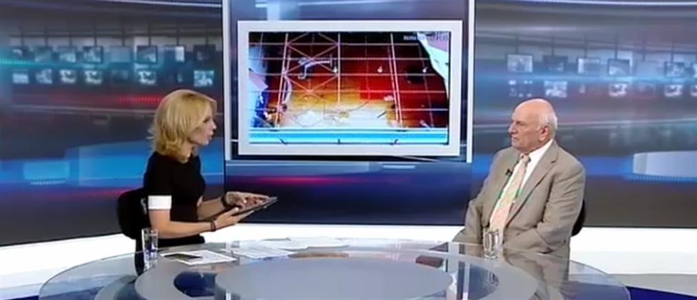 Ο Χρήστος Ζερεφός στον ΑΝΤ1 για τα ακραία καιρικά φαινόμενα (βίντεο)