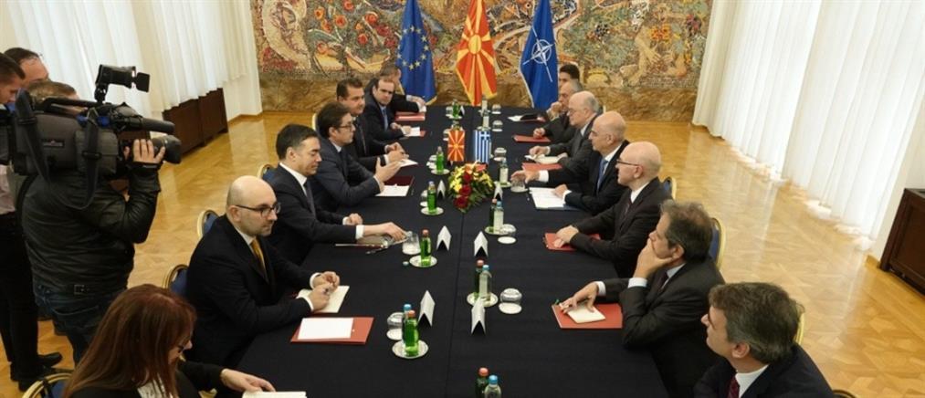 Δένδιας: υποστηρίζουμε την ευρωπαϊκή προοπτική των δυτικών Βαλκανίων