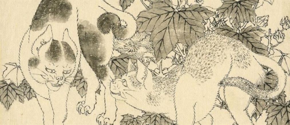 """Βρετανικό Μουσείο: Απέκτησε """"χαμένα"""" έργα του Χοκουσάι (εικόνες)"""