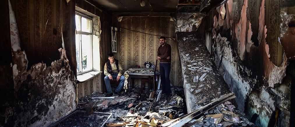 Ναγκόρνο Καραμπάχ: η Τουρκία κατηγορεί ΗΠΑ, Ρωσία, Γαλλία πως εξοπλίζουν την Αρμενία