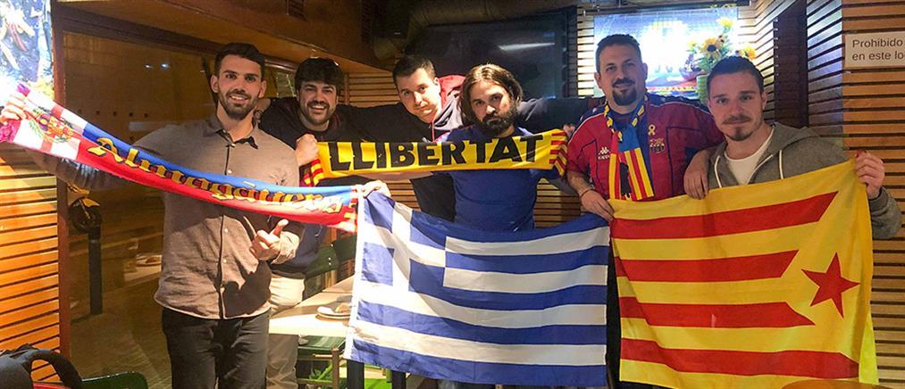 """Το """"Football Stories"""" προσγειώνεται στην… Ισπανία! (εικόνες)"""