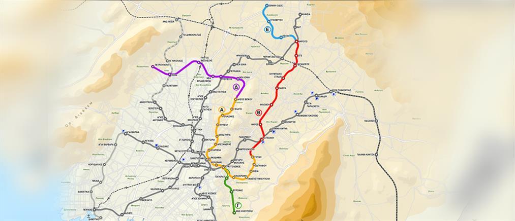 """Κώστας Καραμανλής:  """"Στήνονται"""" τα εργοτάξια για τη γραμμή 4 του μετρό"""