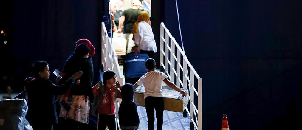 Στο Λαύριο πρόσφυγες και μετανάστες από νησιά του Ανατολικού Αιγαίου