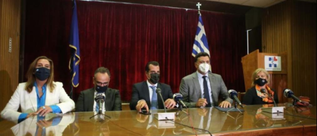 Κικίλιας σε Πλεύρη: το Υπουργείο Υγείας με σημάδεψε ανεξίτηλα