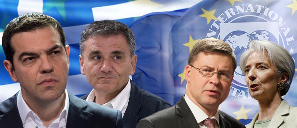 Συγκρούσεις εντός και εκτός Ελλάδας πυροδοτούν οι απαιτήσεις των δανειστών