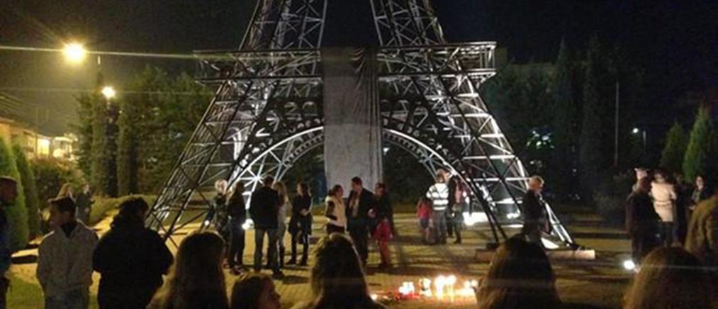 Εκδήλωση πένθους στον Πύργο του Άιφελ… στα Φιλιατρά