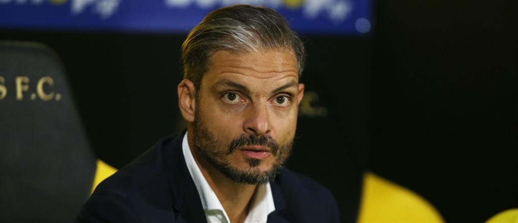 Euro 2020: O Άγγελος Χαριστέας σήκωσε… ξανά την κούπα (εικόνα)