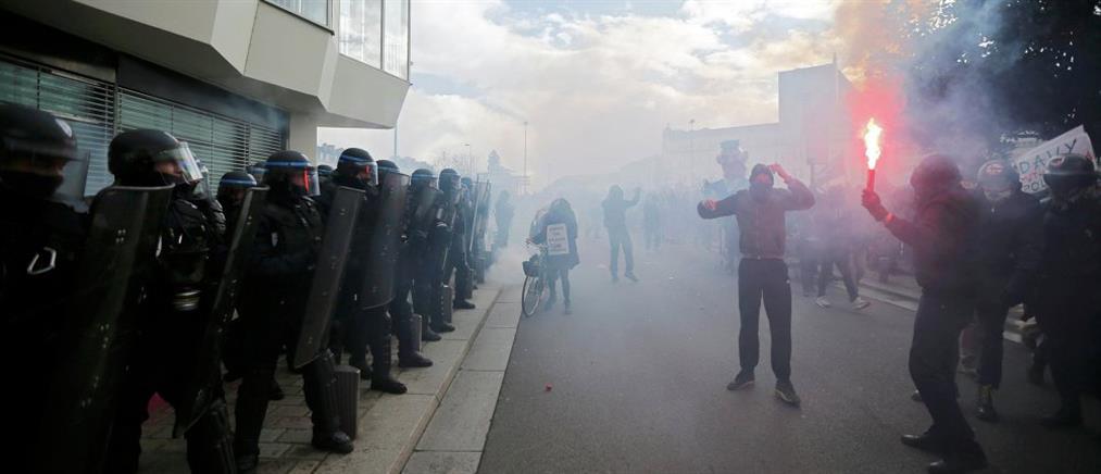 Γαλλία: τέταρτη νύχτα ταραχών στη Νάντη