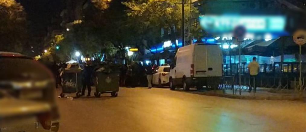 Επεισόδια μεταξύ φοιτητών και ΜΑΤ στην Θεσσαλονίκη (βίντεο)