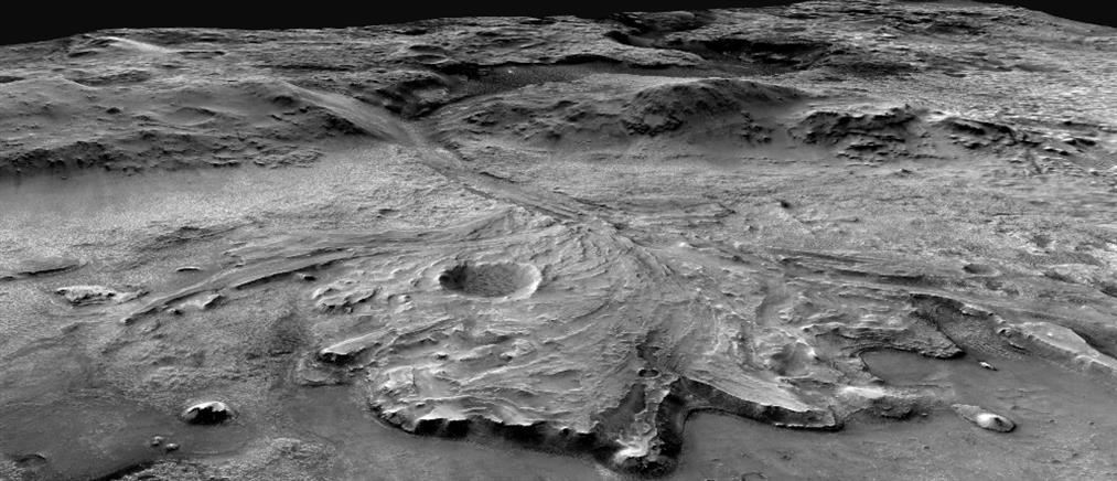 NASA: απρόσμενα μεγάλος ο πυρήνας του Άρη