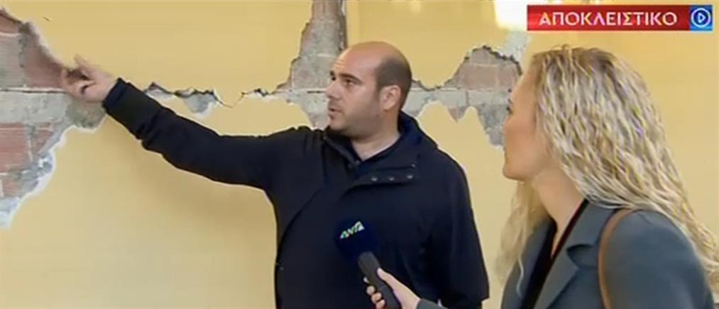 Αποκλειστικό ΑΝΤ1: Στα… συρτάρια έμειναν οι αποζημιώσεις για τους σεισμοπαθείς της Μαγούλας (βίντεο)