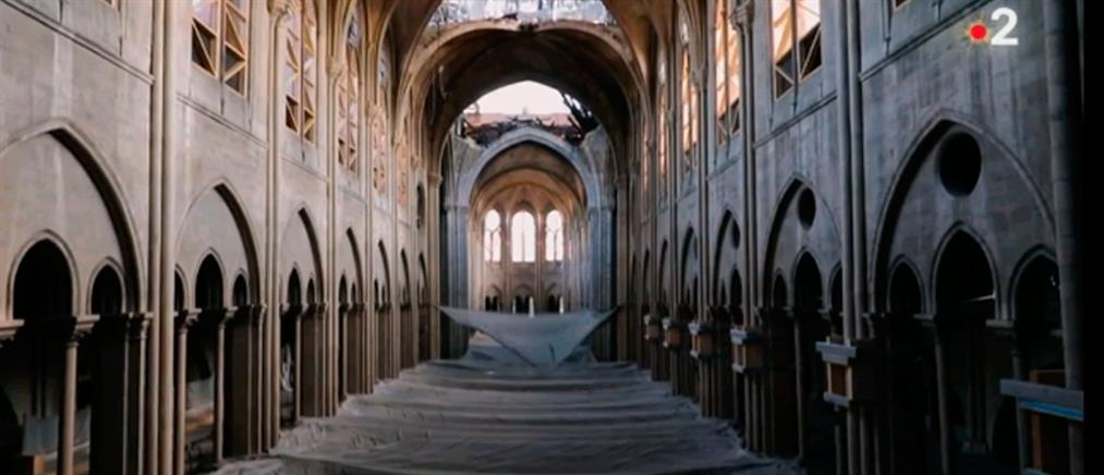 Παναγία των Παρισίων: Η πρώτη συναυλία μετά την καταστροφική φωτιά (βίντεο)