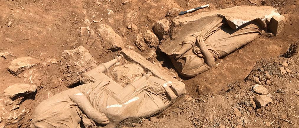 Παιανία: Στο φως αρχαιολογικός θησαυρός (εικόνες)
