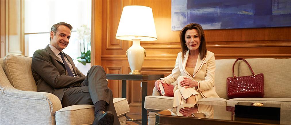 """Γιάννα Αγγελοπούλου: ορίστηκε Πρόεδρος της Επιτροπής """"Ελλάδα 2021"""" (εικόνες)"""
