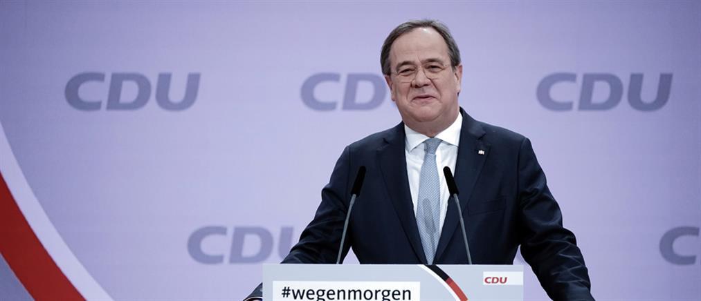 Άρμιν Λάσετ: Ο επίδοξος διάδοχος της Μέρκελ παραδέχθηκε λογοκλοπή