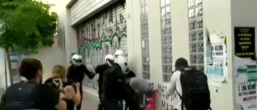 Καταγγελίες κατά των αστυνομικών για τα επεισόδια στην ΑΣΟΕΕ (βίντεο)