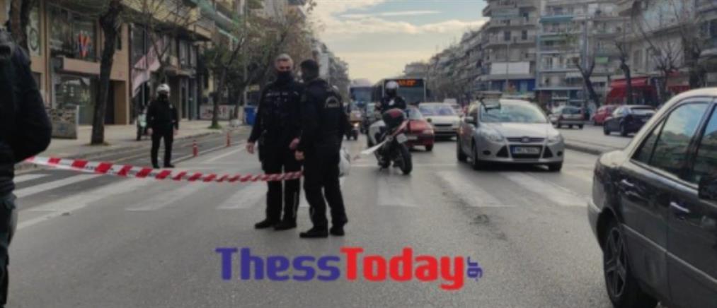 Θεσσαλονίκη: Πυροβολισμοί έξω από το Ιπποκράτειο (βίντεο)