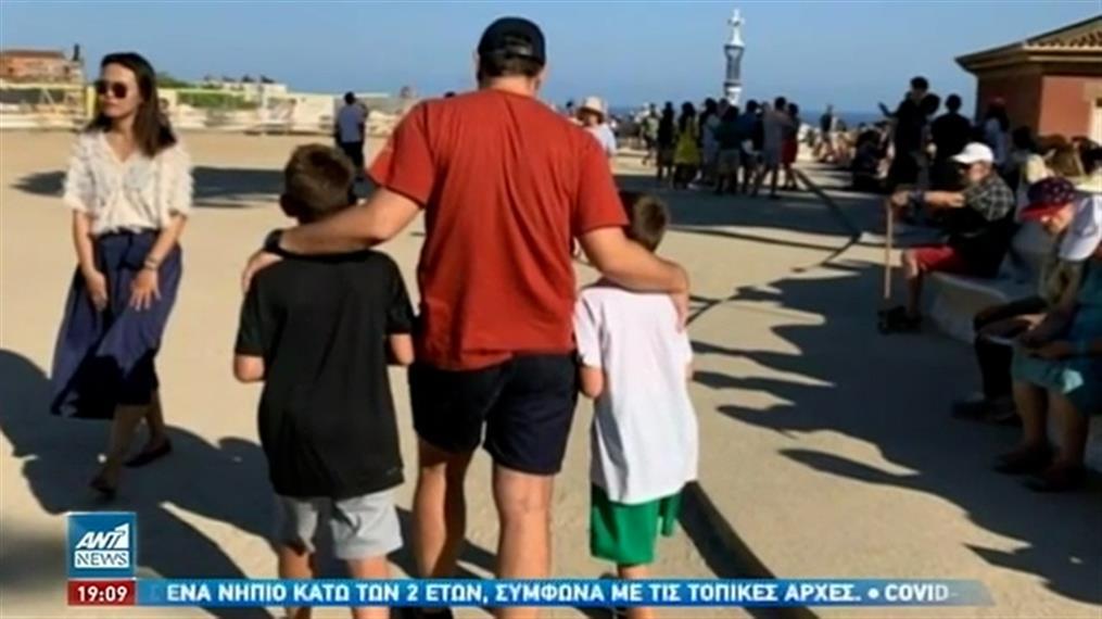 Κορονοϊός: μολύνθηκε ο γιός του Αλέξη Τσίπρα