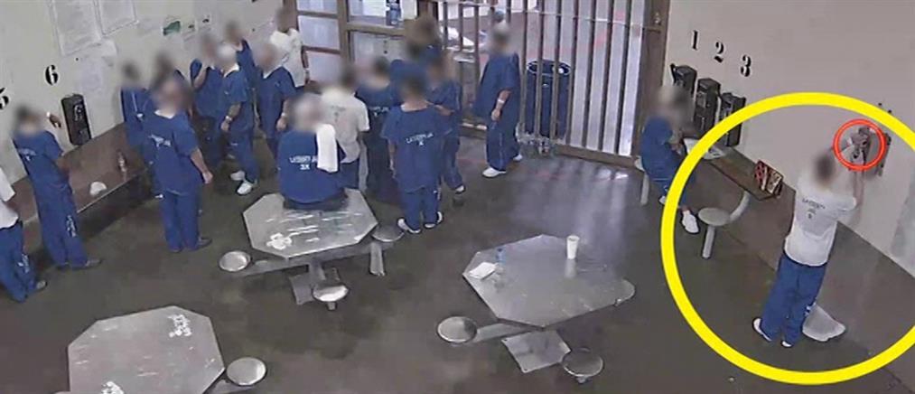 Κρατούμενοι προσπάθησαν να μολυνθούν από κορονοϊό για να αποφυλακιστούν