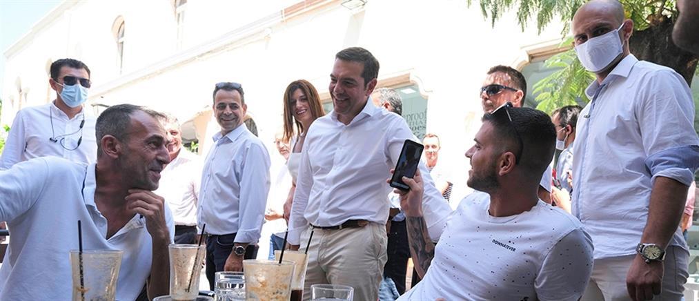 """Τσίπρας: έρχονται """"λουκέτα"""" στην αγορά και τεράστια ανεργία"""