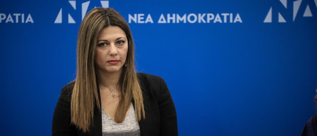 Ζαχαράκη: Ο πολιτικός τυχοδιωκτισμός του Τσίπρα δεν γνωρίζει σύνορα