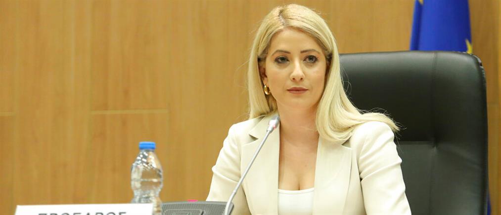 Κύπρος: Η Αννίτα Δημητρίου πρώτη γυναίκα πρόεδρος της Βουλής των Αντιπροσώπων