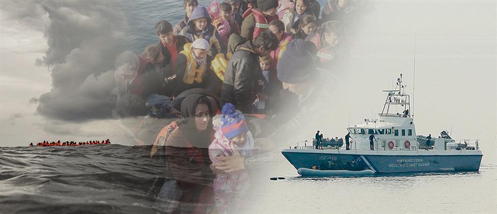 Μεταναστευτικό: Με αμείωτο ρυθμό συνεχίζονται οι αφίξεις στα νησιά