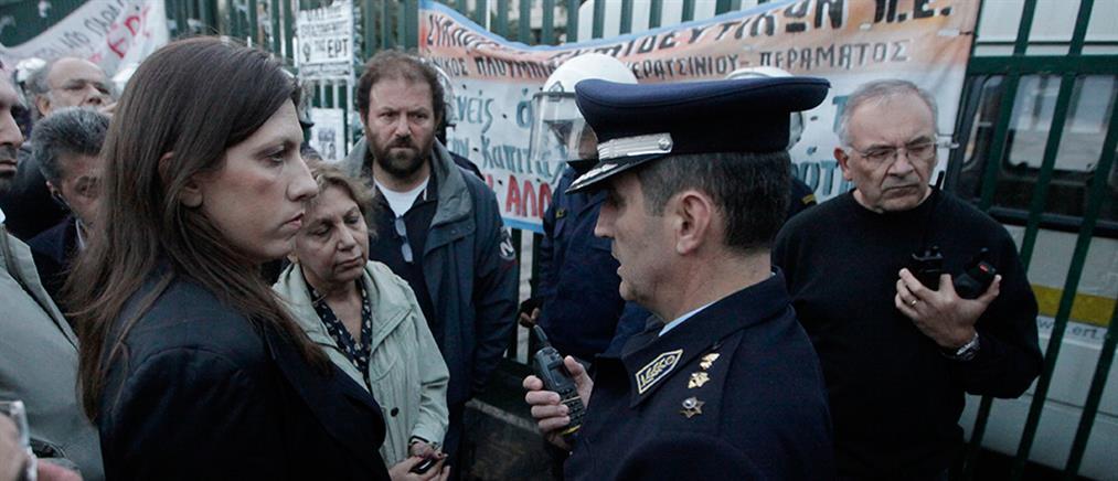 Συμβολαιογράφοι σε Ζωή Κωνσταντοπούλου: παράλογες φιέστες και συκοφαντικές εξάρσεις για τους πλειστηριασμούς