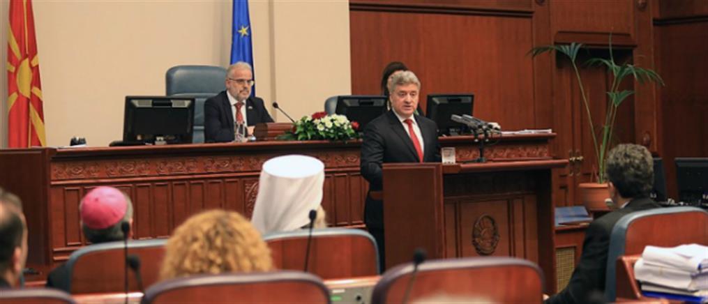 Ιβάνοφ προς βουλευτές: πείτε όχι στη Συμφωνία των Πρεσπών