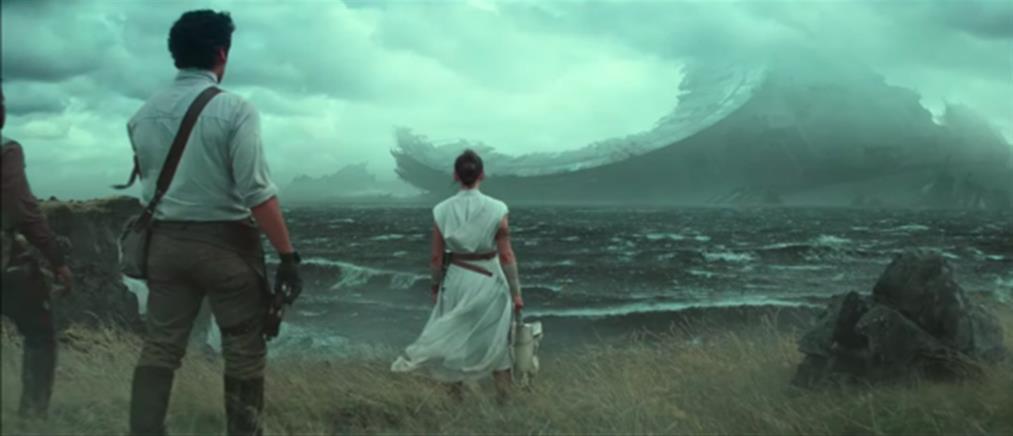 """Κυκλοφόρησε το νέο τρέιλερ του """"Star Wars 9"""" (βίντεο)"""