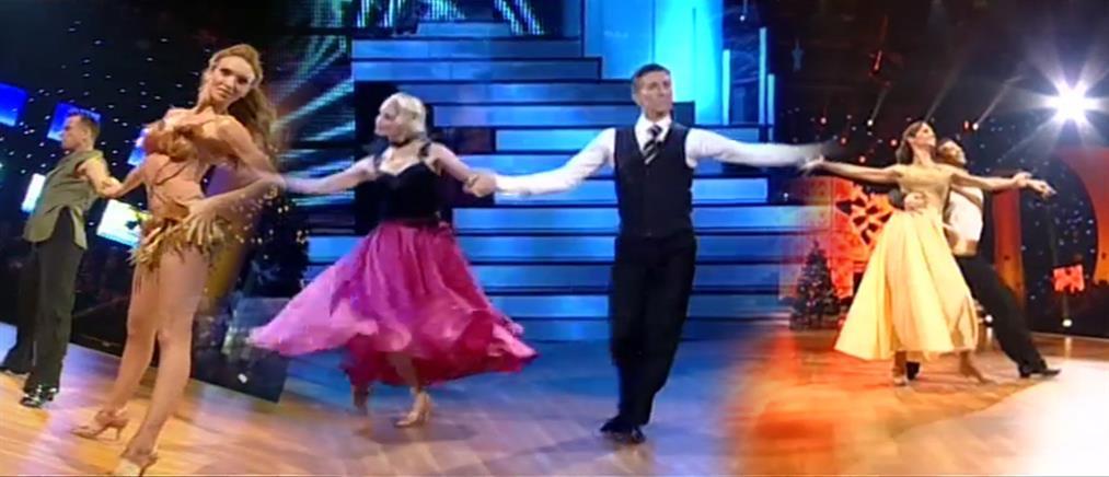 Όλα όσα έγιναν στο 11ο live του Dancing With The Stars