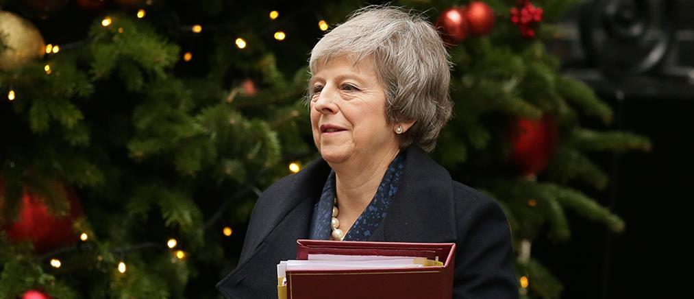 Στις Βρυξέλλες η Μέι για τη συμφωνία του Brexit