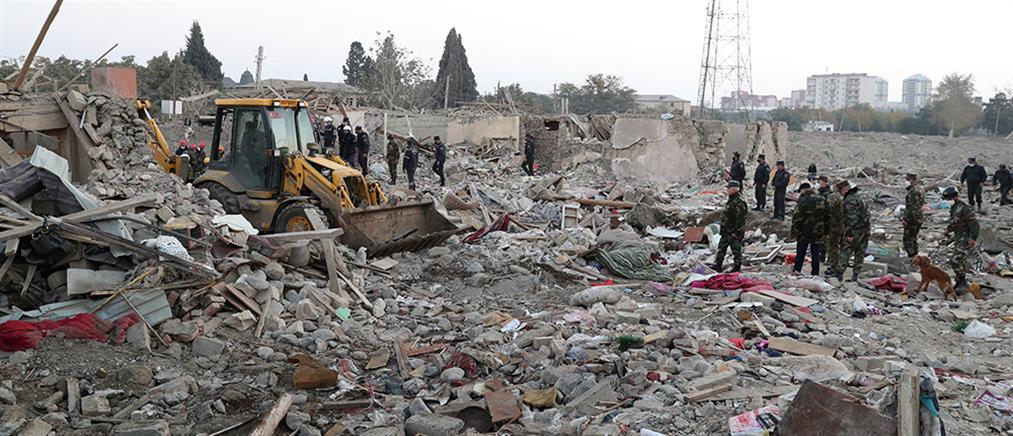 Ναγκόρνο Καραμπάχ: Εκεχειρία για ανθρωπιστικούς λόγους