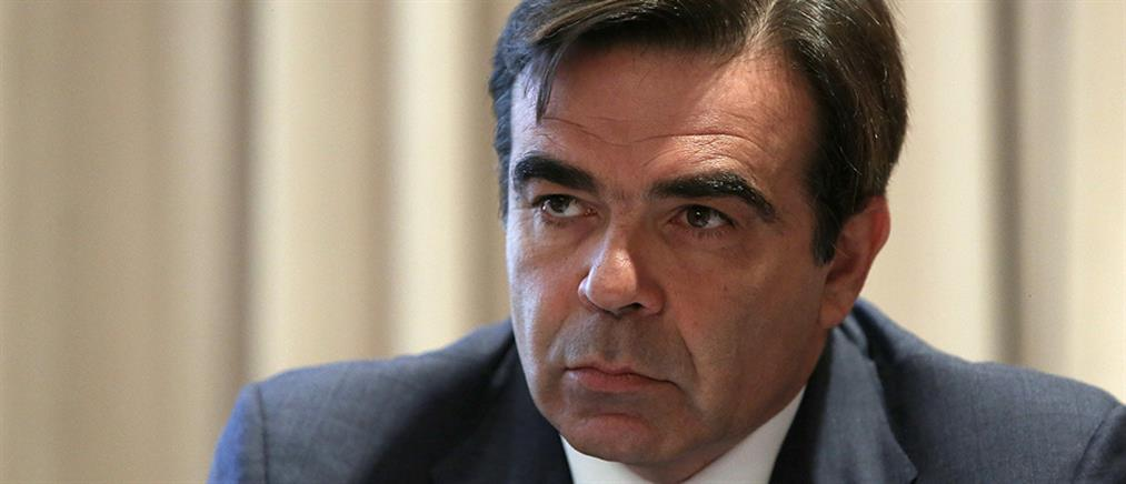 Ευρωπαίος Επίτροπος ο Μαργαρίτης Σχοινάς