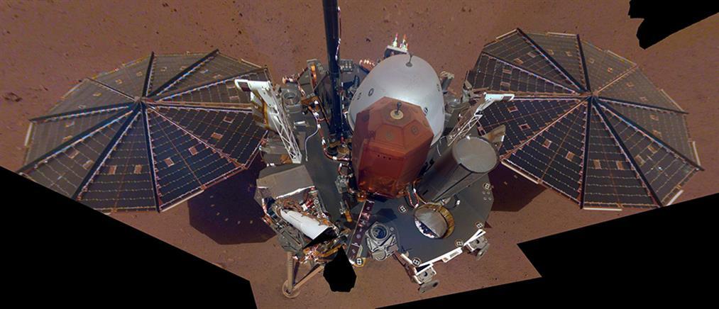 "InSight: Νεκρός ο ""τυφλοπόντικας"" της NASA στον Άρη"