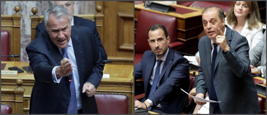 """Κόντρες και """"πυρά"""" στην Βουλή για τις Προγραμματικές Δηλώσεις"""