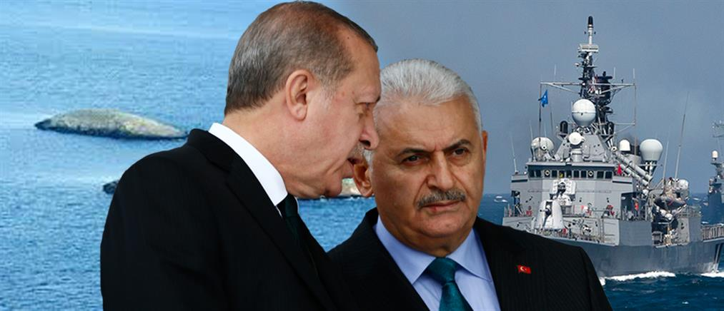 """Αποκλειστικό ΑΝΤ1: τουρκική """"αστυνόμευση"""" στο Αιγαίο με …άλλοθι άσκηση του ΝΑΤΟ (βίντεο)"""