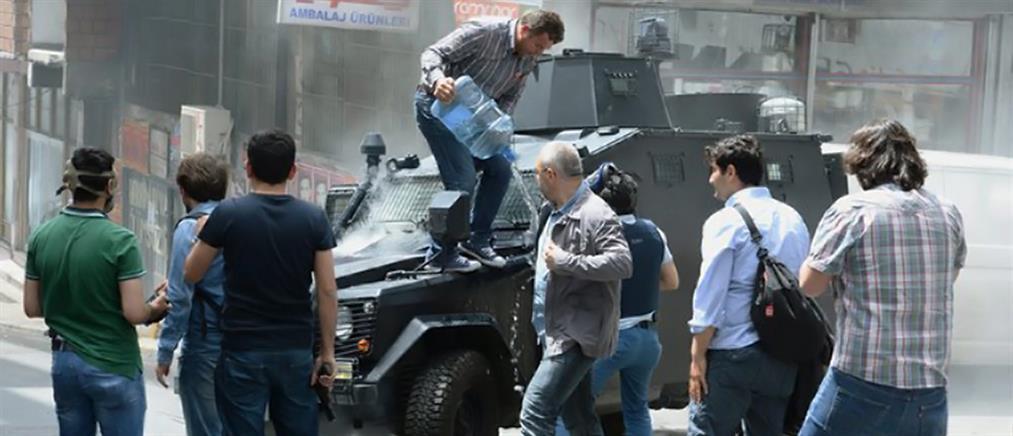 Βία δίχως τέλος στην Τουρκία
