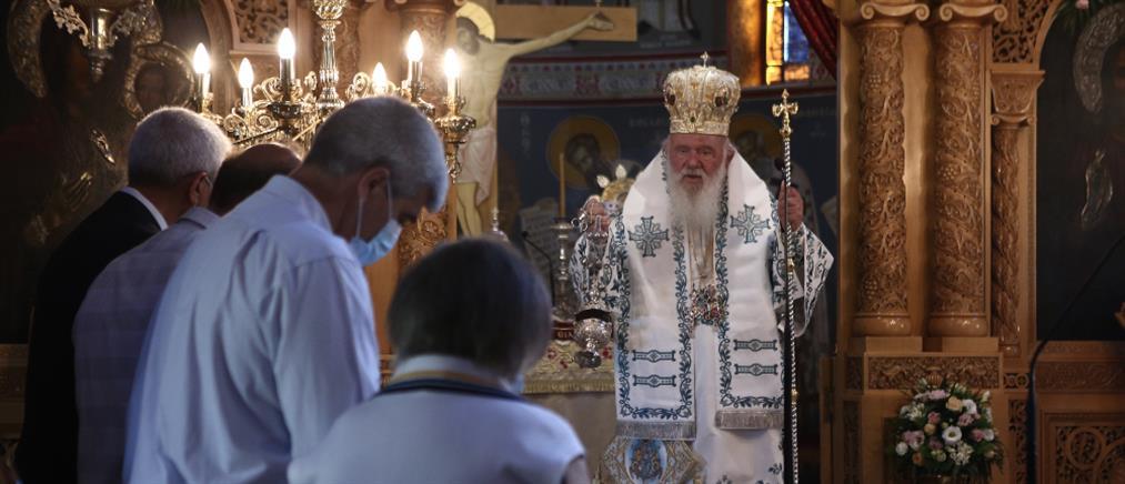 Δεκαπενταύγουστος - Ιερώνυμος: Η Παναγία μπορεί να κάνει το θαύμα στον καθένα μας