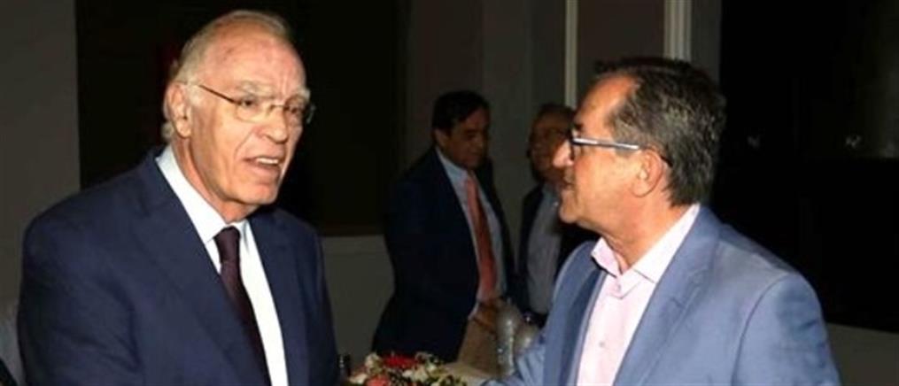 """Με τον Λεβέντη """"κατεβαίνει"""" ο Νικολόπουλος στις εκλογές"""