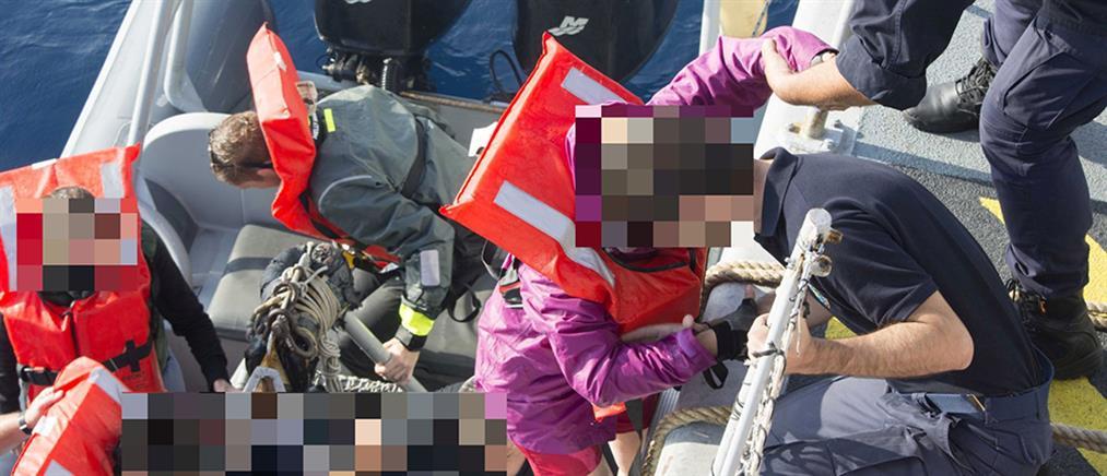 Επιχείρηση διάσωσης για ακυβέρνητο ιστιοφόρο στον Σαρωνικό (εικόνες)