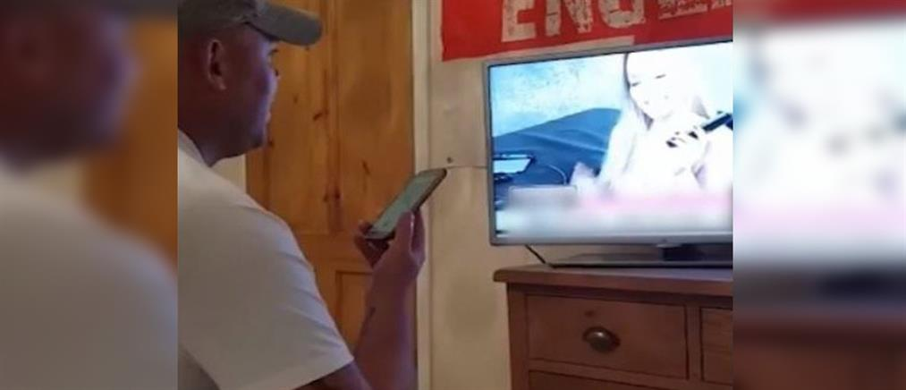 """Άγγλος φίλαθλος τηλεφωνεί σε """"ροζ κανάλι"""" και… """"it's coming home""""! (βίντεο)"""
