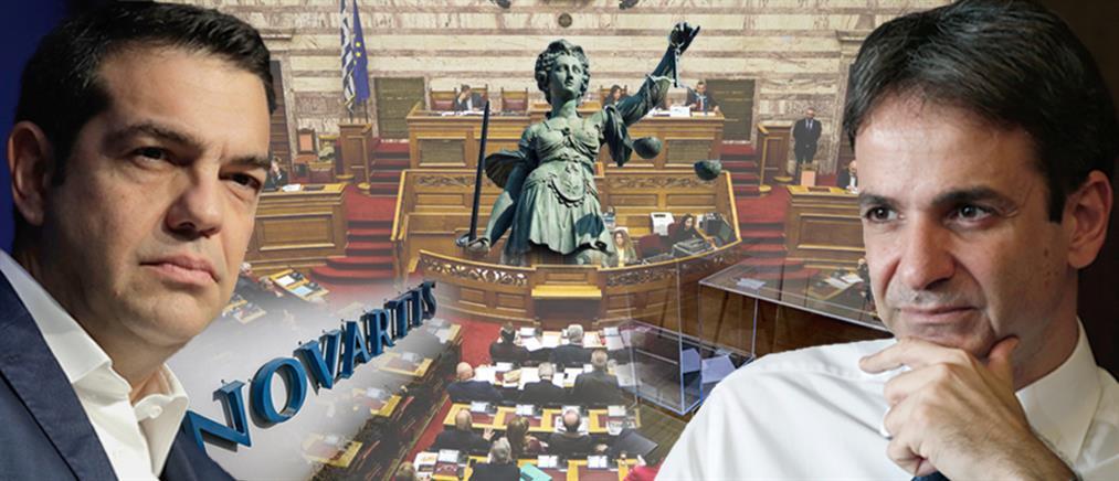 Μητσοτάκης: η Κυβέρνηση επιχειρεί μια θεσμική εκτροπή