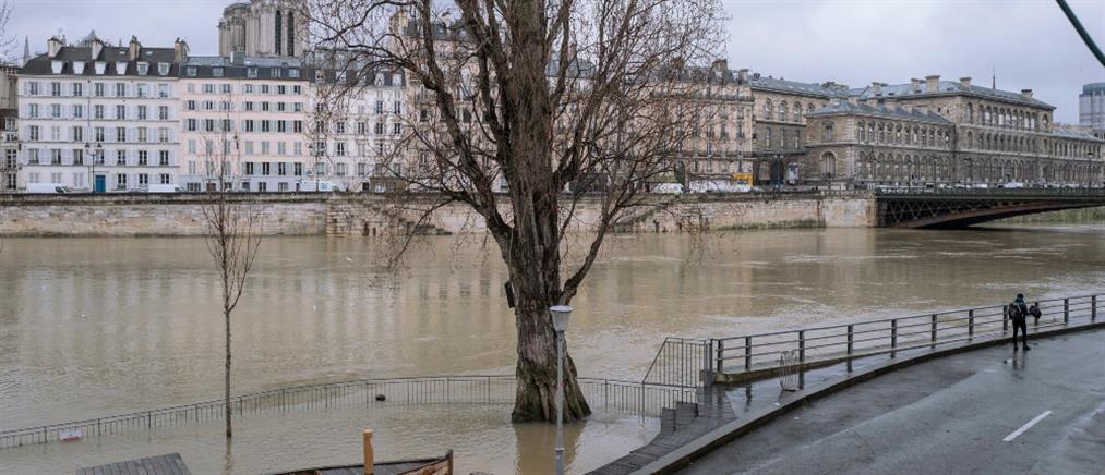 Σαρωτικές πλημμύρες στην Γαλλία