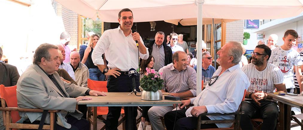 Τσίπρας: Καλώ τους προοδευτικούς πολίτες να πάρουν τον ΣΥΡΙΖΑ στα χέρια τους